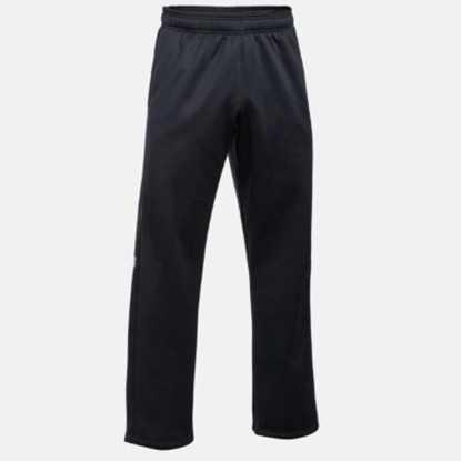 Picture of Under Armour Fleece Double Threat Pant Black/Steel