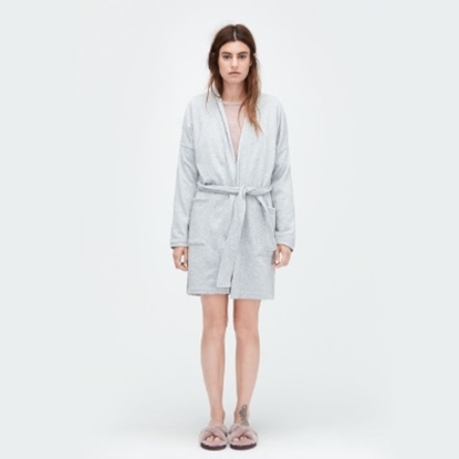 Picture of UGG® Ladies' Braelyn Robe Seal Heather