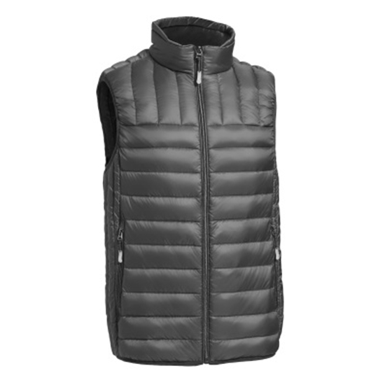 Picture of Tumi Pax Men's Vest Slate Grey