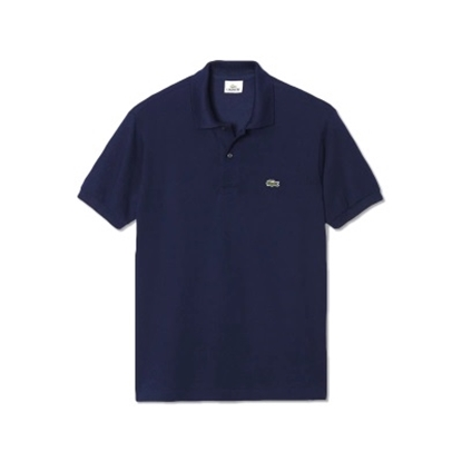 Picture of Lacoste Men's Classic Short Sleeve Polo Navy
