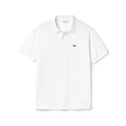 Picture of Lacoste Men's Classic Short Sleeve Polo White
