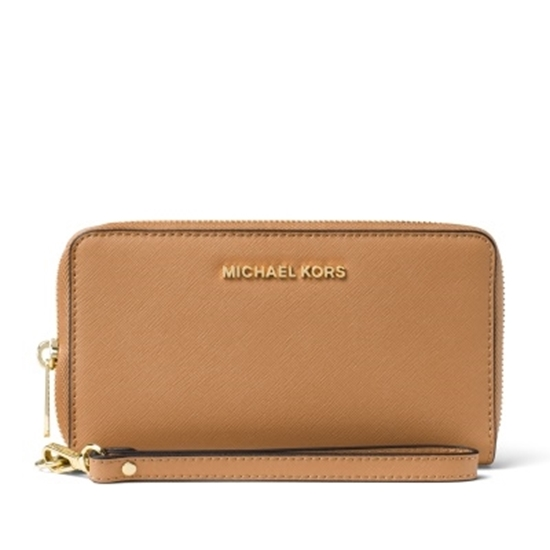 ae31a84d83b0 Picture of Michael Kors Large Flat Multifunction Phone Case