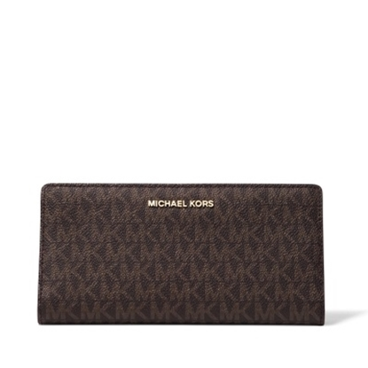 Picture of Michael Kors Signature Large Card Case Carryall