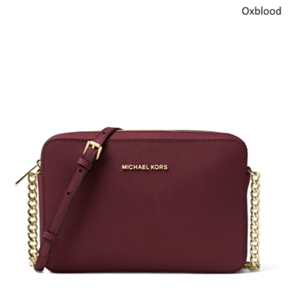 Picture of Michael Kors Large E/W Crossbody