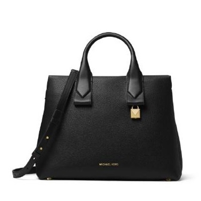 Picture of Michael Kors Rollins Large Satchel