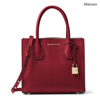 Picture of Michael Kors Mercer Medium Messenger