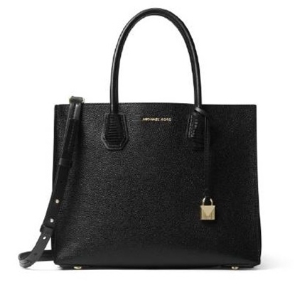 Picture of Michael Kors Mercer Large Accordian Convertible Tote