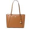 Picture of Michael Kors Maddie E/W Top Zip Tote
