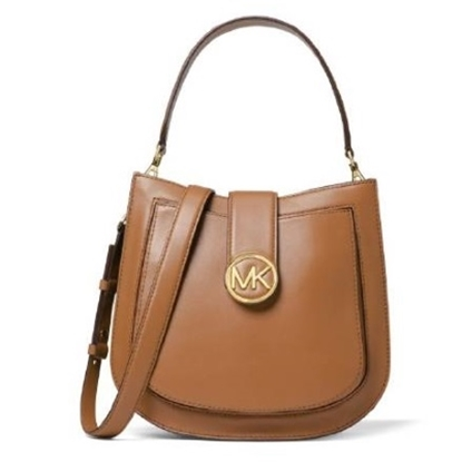 Picture of Michael Kors Lillie Medium Hobo Messenger