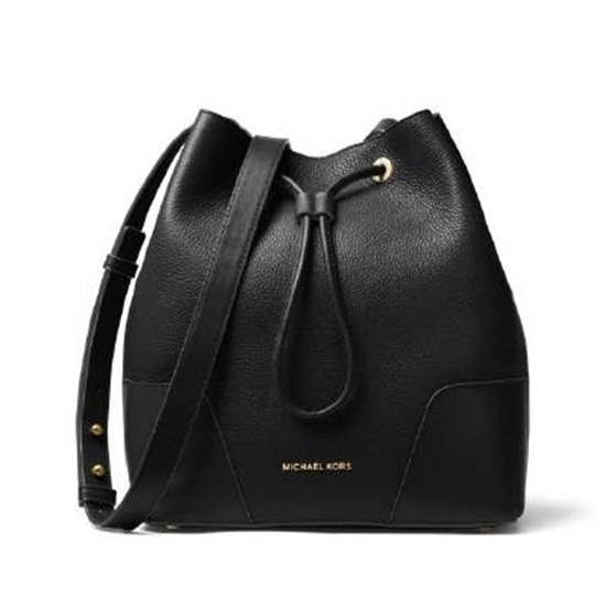 31987dbb33a8 MileagePlus Merchandise Awards. Michael Kors Cary Medium Bucket Bag