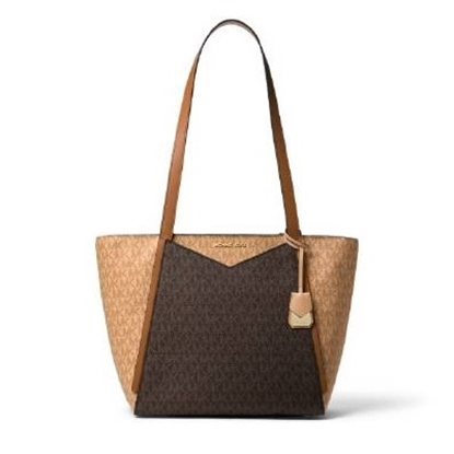 Picture of Michael Kors Whitney Signature Small Tote