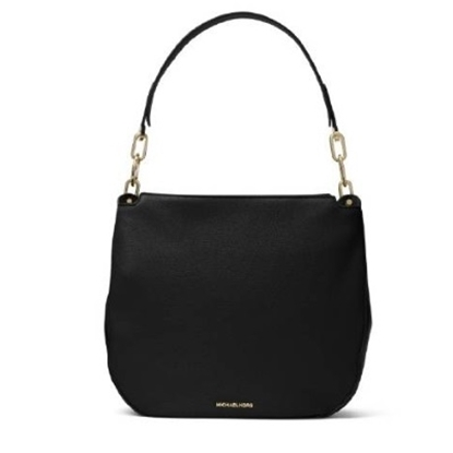 Picture of Michael Kors Fulton Leather Shoulder Bag