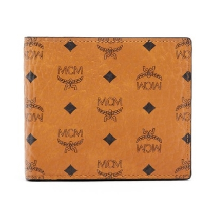 Picture of MCM Visetos Original Small Wallet