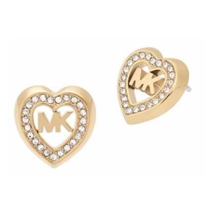 Picture of Michael Kors Heart Logo Gol