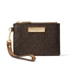 Picture of Michael Kors Mercer Signature Coin Purse