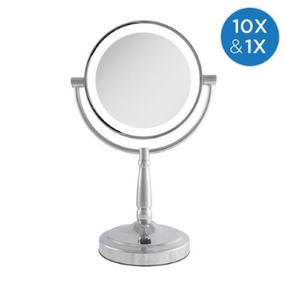 Picture of Zadro Cordless LED Vanity with 1X/10X Magnification - Chrome