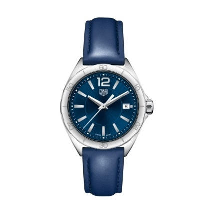 Picture of TAG Heuer Formula 1 Watch with Blue Strap & Dial