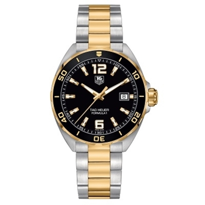 Picture of TAG Heuer Formula 1 Steel & Gold Bracelet Watch