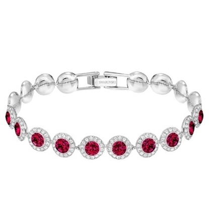 Picture of Swarovski Angelic Medium Bracelet - Red