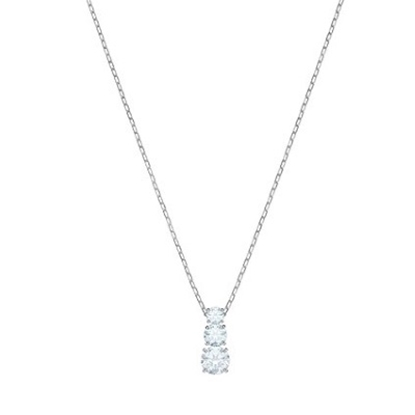 Picture of Swarovski Attract Trilogy Round Pendant
