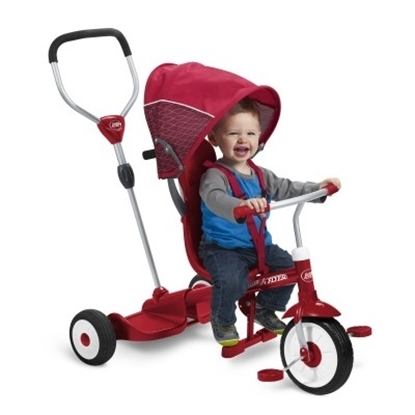 Picture of Radio Flyer® Ride and Stand Stroll 'n Trike®