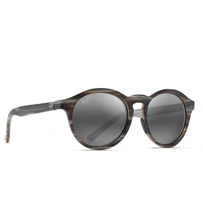 Picture of Maui Jim Pineapple Polarized Sunglasses - Slate Grey/Grey