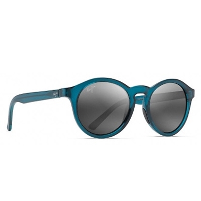Picture of Maui Jim Pineapple Polarized Sunglasses - Teal Green/Grey