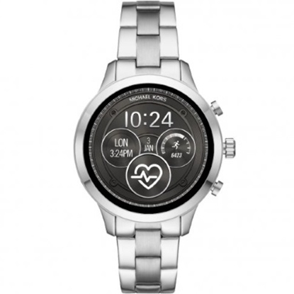 Picture of Michael Kors Access Runway Steel Touchscreen Smartwatch