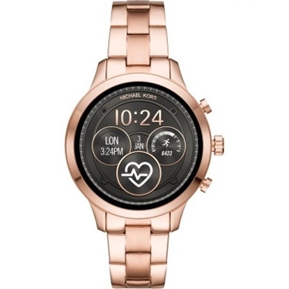 Picture of Michael Kors Access Runway Rose Gold Touchscreen Smartwatch