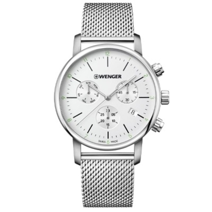 Picture of Wenger Urban Classic Chrono Mesh Band Watch