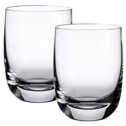 Picture of Villeroy & Boch Scotch Whiskey Crystal Glass Tumbler- Set of 2