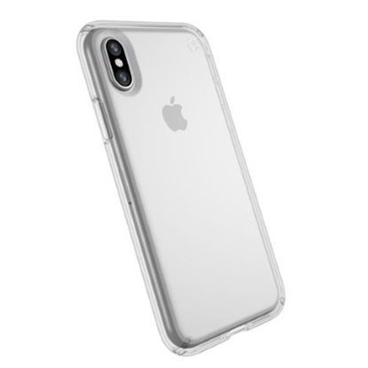 Picture of Speck iPhone® X Presidio Clear Case - Clear/Clear