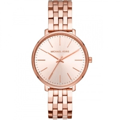 Picture of Michael Kors Pyper Rose Gold-Tone Stainless Steel Watch