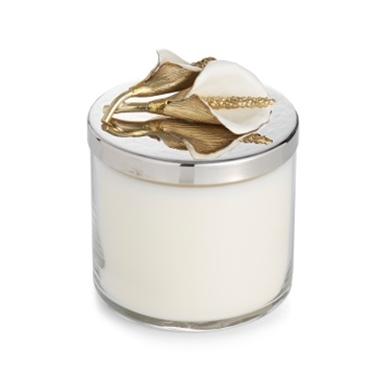 Picture of Michael Aram Calla Lily Candle