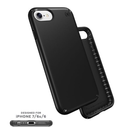 Picture of Speck iPhone® 7 Presidio Case - Black/Black