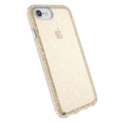 Picture of Speck iPhone® 8/7/6S/6 Presidio Case - Clear Glitter Gold