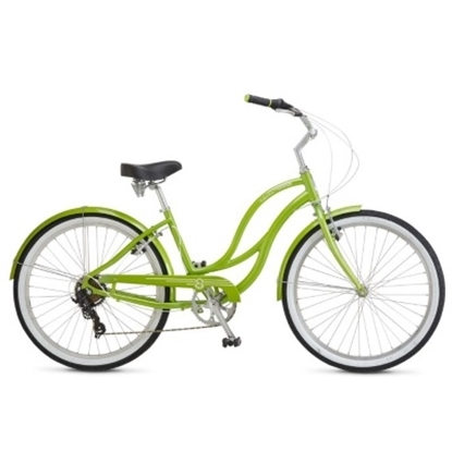 Picture of Schwinn® Signature ALU 7 Women's Cruiser - Green