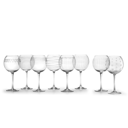 Picture of Mikasa Cheers Balloon Goblets - Set of 8