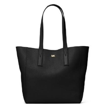 Picture of Michael Kors Junie Large Tote - Black