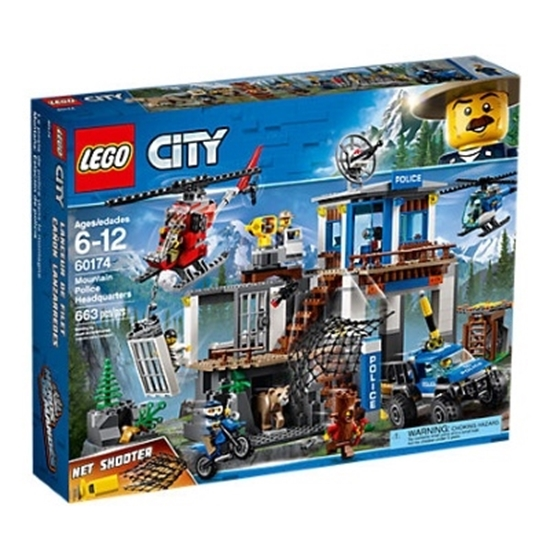 Picture of LEGO® City Mountain Police