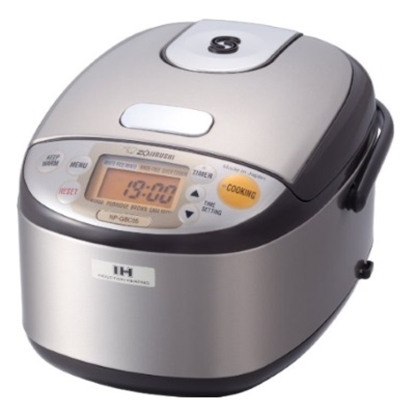 Picture of Zojirushi 3-Cup Induction Heating Rice Cooker