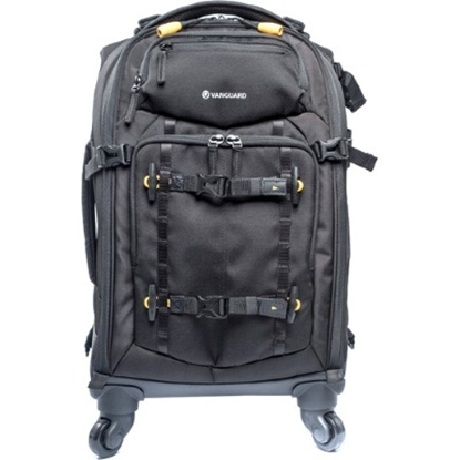 Picture of Vanguard 4-Wheel Trolley/Backpack Camera Bag