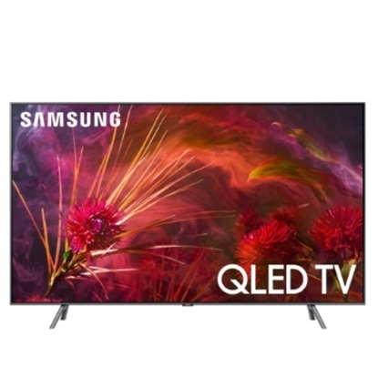 Picture of Samsung 55'' Q8 Flat 4K UHD HDR Smart TV with HDMI Cable