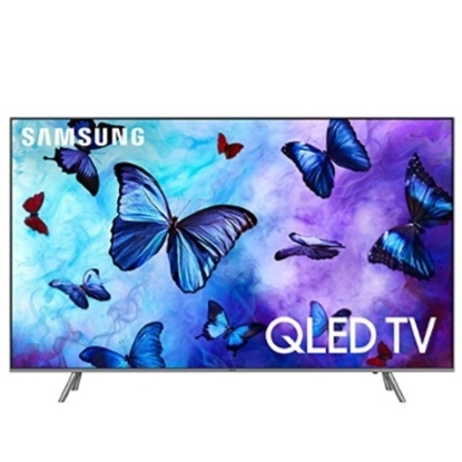 Picture of Samsung 75'' Q6 Flat 4K UHD HDR Smart TV with HDMI Cable