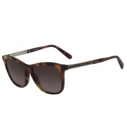 Picture of Salvatore Ferragamo Ladies' Cat Eye Sunglasses - Tortoise