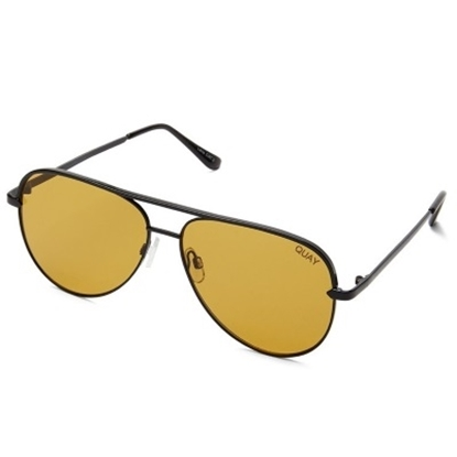 Picture of Quay Sahara Sunglasses - Black/Olive