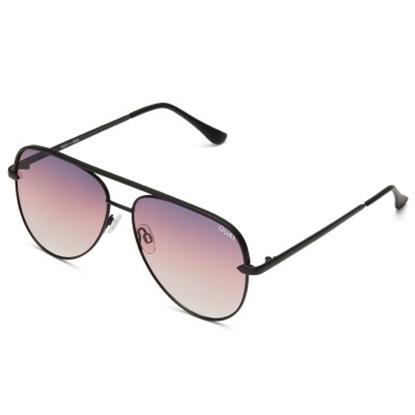Picture of Quay Sahara Sunglasses - Black/Purple Fade