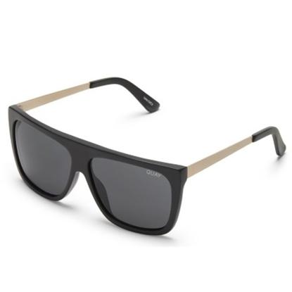 Picture of Quay OTL II Sunglasses - Black/Smoke