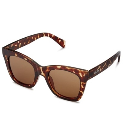 Picture of Quay After Hours Sunglasses - Tortoise/Brown