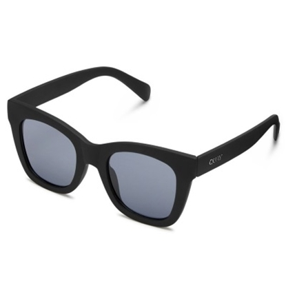 Picture of Quay After Hours Sunglasses - Black/Smoke